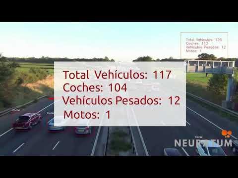 Conteo de tráfico de vehículos y personas basado en Inteligencia Artificial | X-PASS