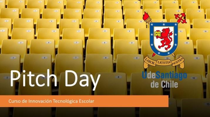 Curso de Innovación Tecnológica Escolar - Primer Pitch Day - AlphaTecnno OwO-OwO