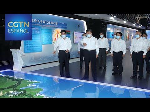 El presidente chino pone énfasis en la economía y la innovación tecnológica