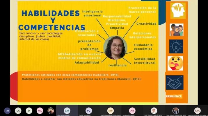 Habilidades y herramientas innovadoras para el estudiante ante ecosistema de la Revolución Educativa