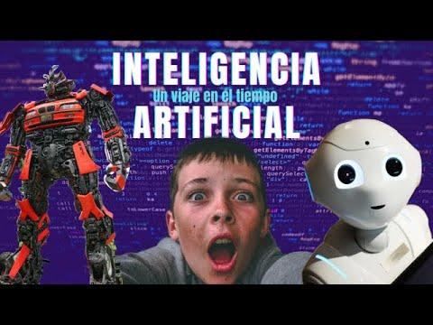 Inteligencia Artificial: Un viaje en el tiempo | Antierror-Artificial