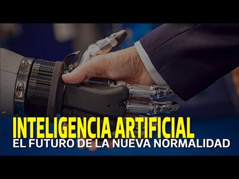 """Inteligencia Artificial, el futuro en la """"nueva normalidad"""" por coronavirus"""