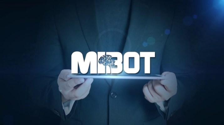 MIBOT Inteligencia Artificial conversacional en 5 pasos