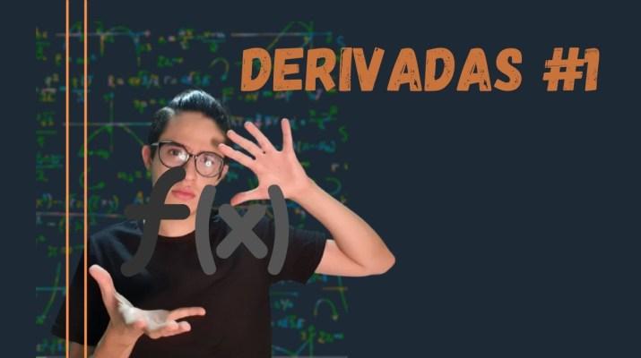 Matemática para Inteligência artificial | DERIVADAS #1