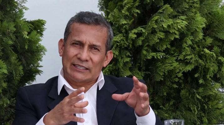 Ollanta Humala: vamos a darle una política integral en Ciencia y Tecnología