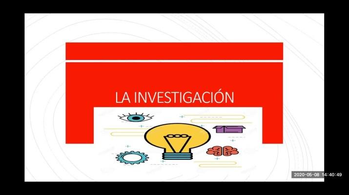 PRIMERA SESIÓN PROYECTOS DE INVESTIGACIÓN E INNOVACIÓN TECNOLÓGICA