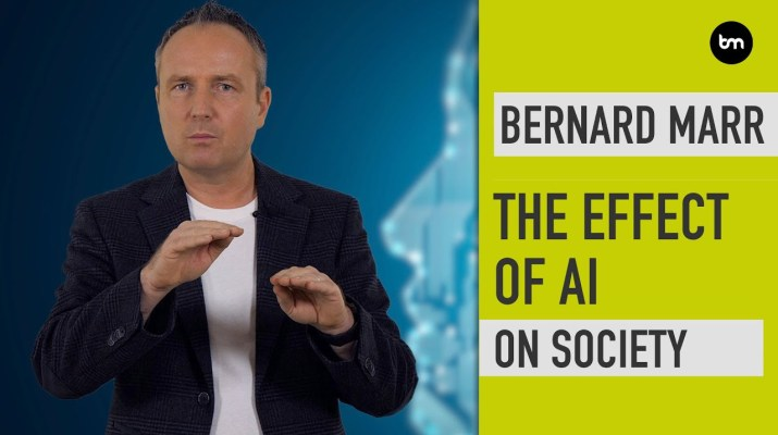 What Is The Impact Of Artificial Intelligence (AI) On Society?
