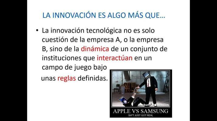 1  Presentación, Ciencia  técnica tecnología innovación   capacidad tecnológica  cultura