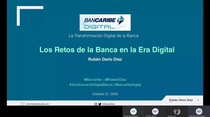 Bancaribe Digital: La Transformación Digital de la banca (Parte I)
