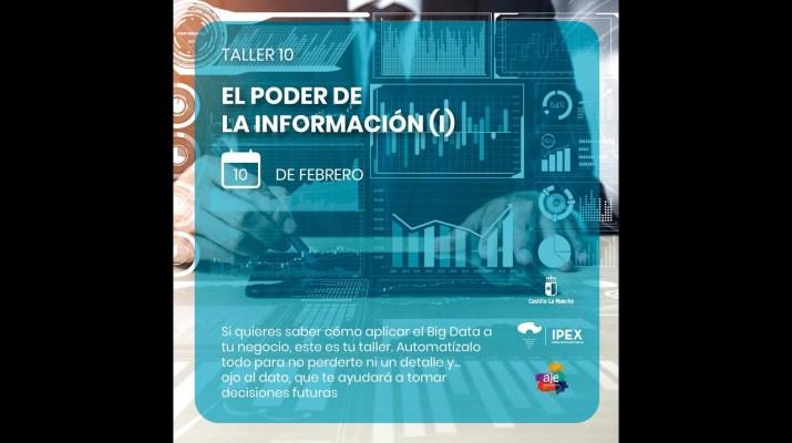 TALLER 10. EL Poder de la información(i), construir un CRM