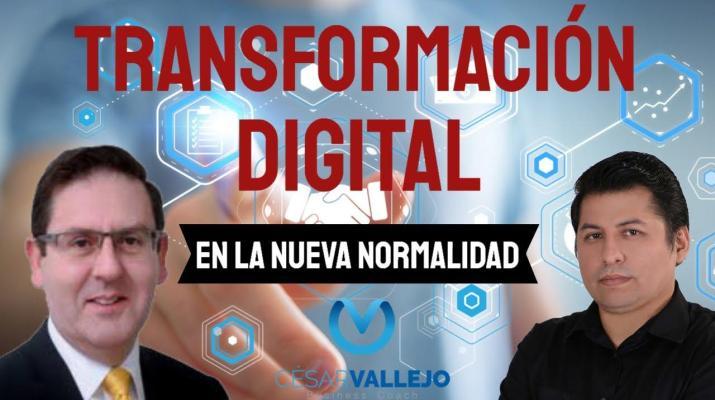 ▷Transformación digital en la Nueva Normalidad 【 2020 】
