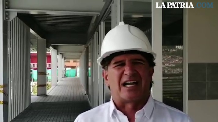 Construyen la segunda fase del Parque Científico, Tecnológico y de Innovación, en Villamaría