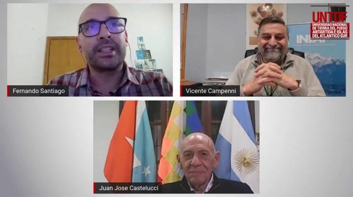 Conversatorio: Ciencia Tecnología e Innovación como herramientas para afrontar la Pandemia