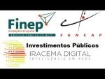 II EVER de Inteligência Artificial - Investimentos Públicos em Inovação - Parte XII