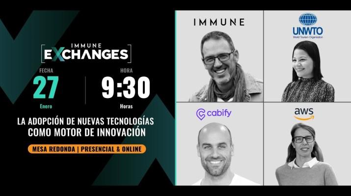 Immune Exchanges | La adopción de nuevas tecnologías como motor de innovación