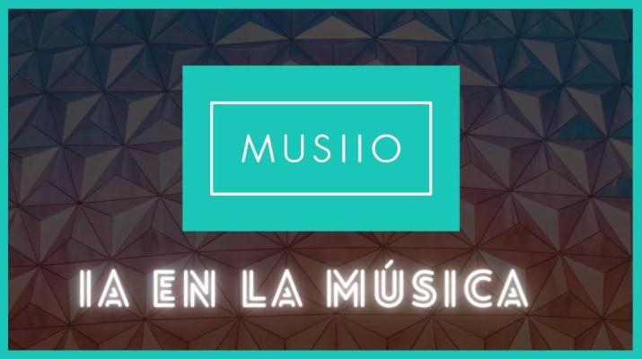 Inteligencia Artificial en la Industria Musical | Musiio