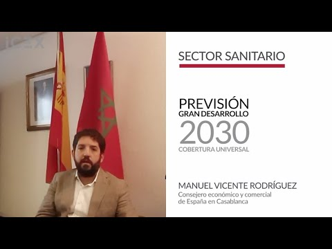 La tecnología sanitaria en Marruecos