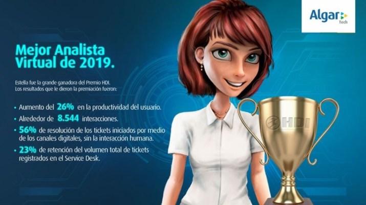 Lanzamiento Estella, analista virtual con inteligencia artificial