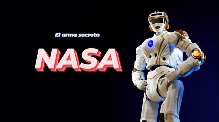 ¿COLONIZAR MARTE con ayuda de ROBOTS? #2021    VALKIRIA, la ASTRONAUTA-ROBOT de la NASA