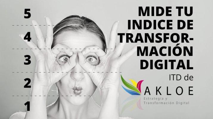 Mide el Indice de Transformación Digital ITD