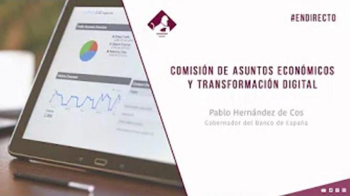 DIRECTO ESTADO ALARMA EN ESPAÑA - Comisión de Asuntos Económicos y Transformación Digital