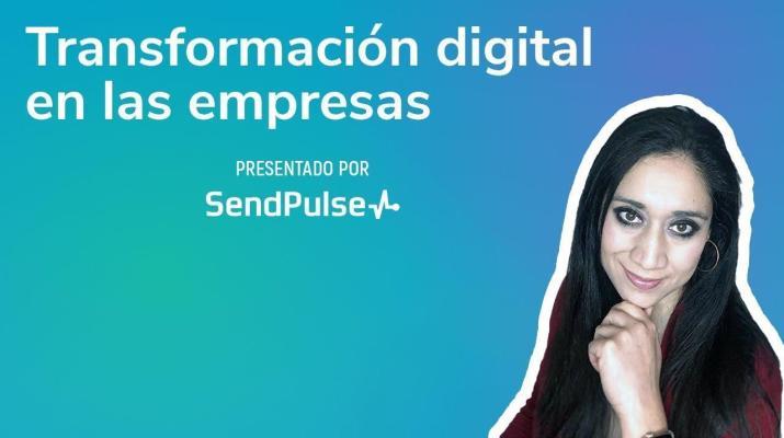 Webinar | Transformación digital en las empresas