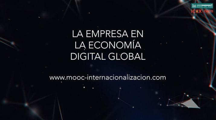 """MOOC """"La Empresa en la Economía Digital Global"""""""