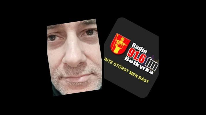Rafael Lomeña Varo entrevistado por Leandro Gasco en la radio sueca