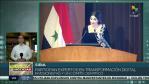 Inició en Siria tercera reunión de la Conferencia de Transformación Digital