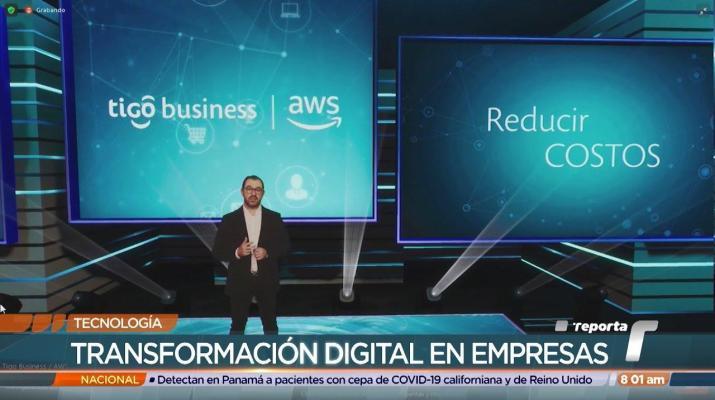 La nube y la transformación digital en empresas