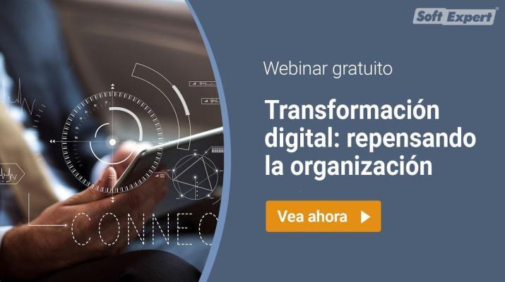 Webinar | Transformación digital: repensando la organización