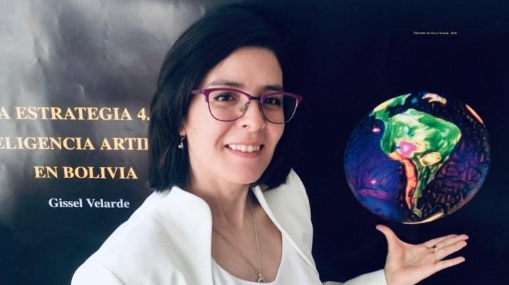 Estrategia 4.0 de Inteligencia Artificial en Bolivia presentación UCB