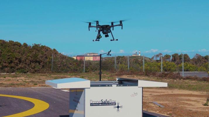 FASTFLY 2035: Inteligencia Artificial para impulsar la seguridad en las operaciones con drones
