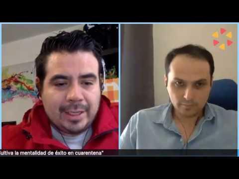 """LIVE SHOCKING BUSINESS con Eduardo Almada """"Innovación Digital en Entrenamiento"""""""