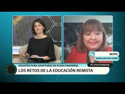 Los retos de la educación remota | LA REVOLUCIÓN DE LA ECONOMÍA DIGITAL - Capítulo 2