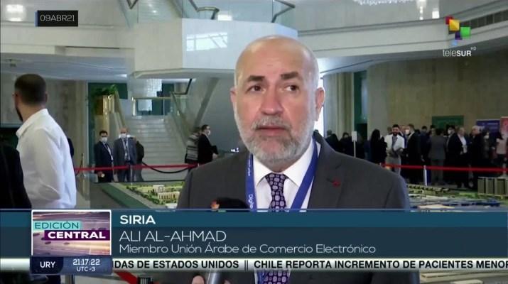 Siria: Inicia Conferencia Internacional sobre transformación digital