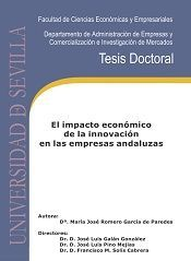 Tesis doctoral: El impacto económico de la innovación en las empresas andaluzas