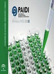 Memoria del Plan Andaluz de Investigación, Desarrollo e Innovación 2008