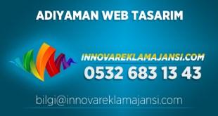 Adıyaman Web Tasarım