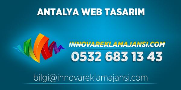 Antalya Merkez Web Tasarım