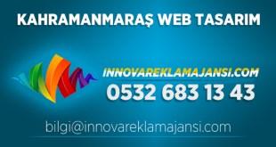 Kahramanmaraş Ekinözü Web Tasarım