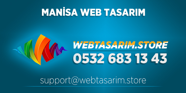 Manisa Gölmarmara Web Tasarım
