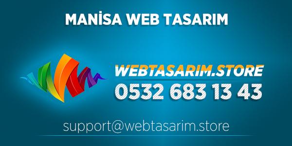 Manisa Şehzadeler Web Tasarım