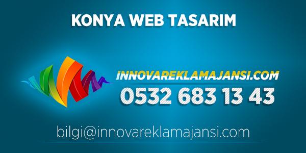 Konya Akşehir Web Tasarım