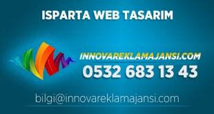Isparta Yalvaç Web Tasarım