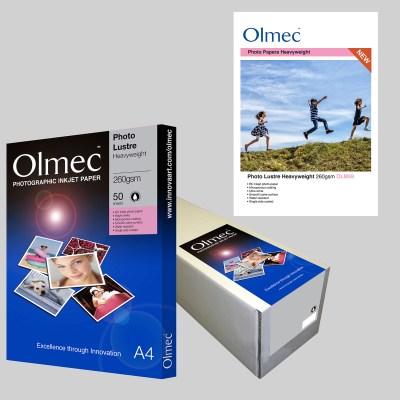 Olmec Photo Lustre Heavyweight 260gsm OLM 59