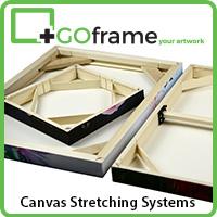 GOframe Canvas Stretching