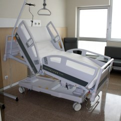 Chair With Pull Out Bed Rocking Cushions Walmart Interlude Hospital Beds - Innova Care Concepts