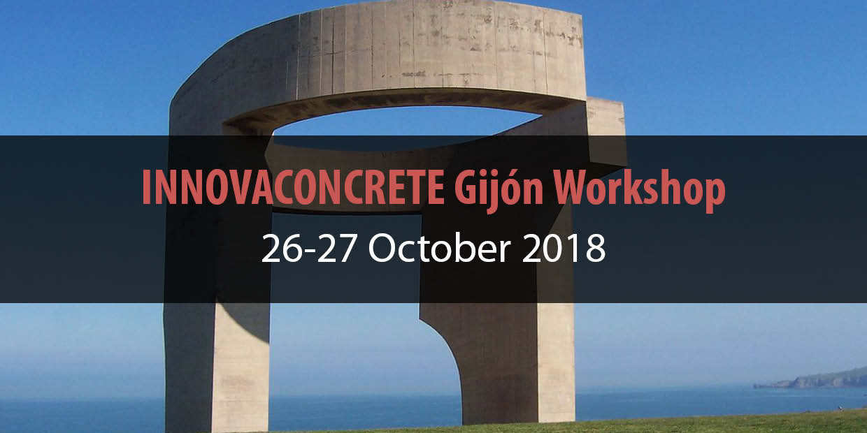 INNOVACONCRETE Gijón Workshop