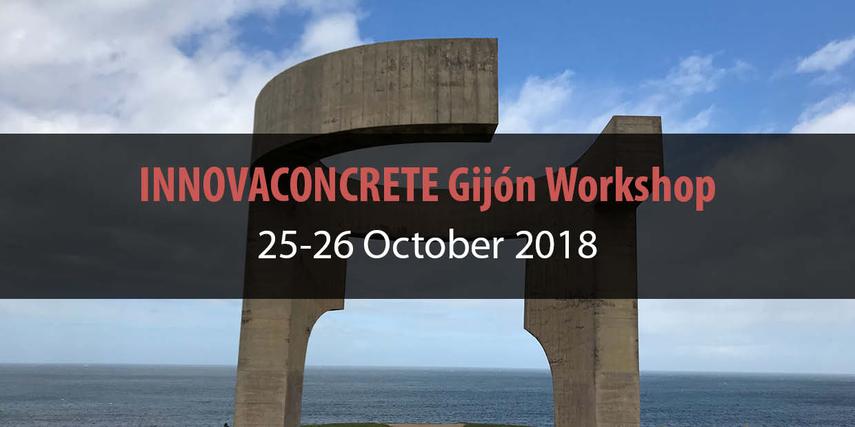 INNOVACONCRETE Gijon Workshop
